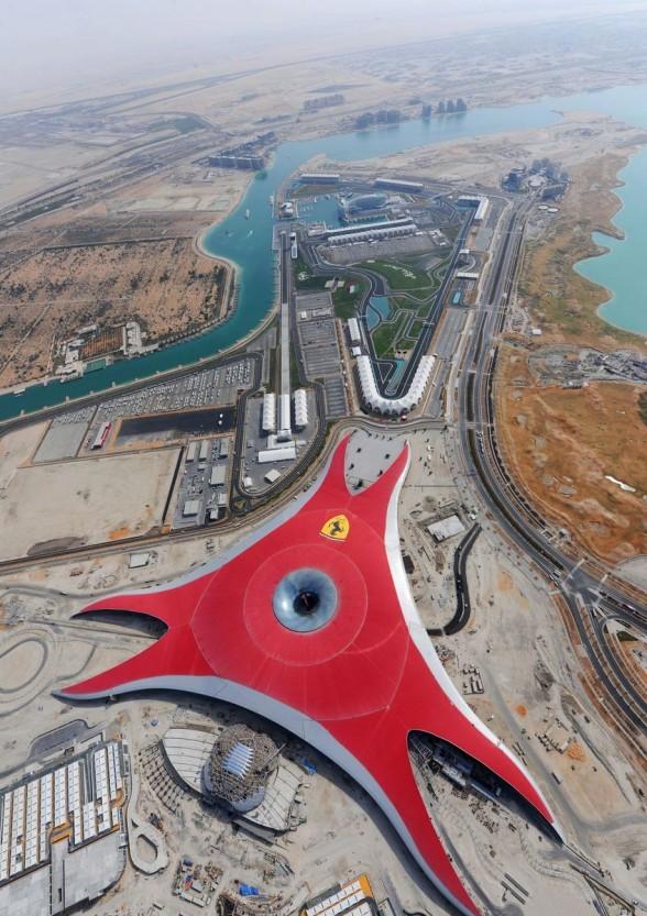 Ferrari World Theme Park – Monogl