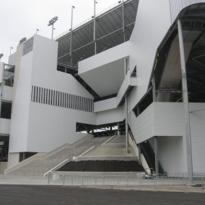 Daytona Speedway Exterior